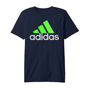 Adidas Performance T-Shirt Navy CA9834